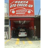 Konya Oto Check-Up Ekspertiz