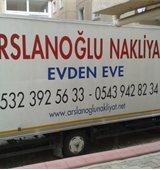Arslanoğlu Nakliyat Evden Eve