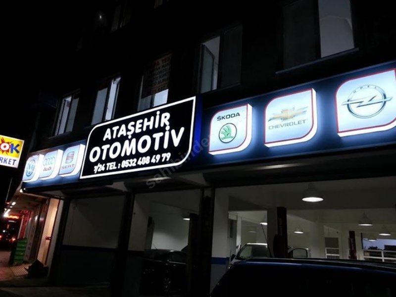 Ataşehir Otomotiv - Her İşin Ustası sahibinden.com Hizmetler'de